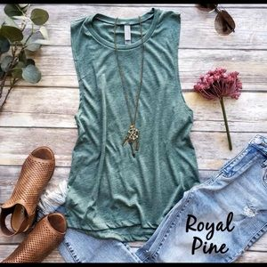 3/$25 Comfy Sleeveless Top